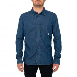 Pull in chemise dryblue