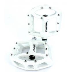 pédales SB3 unicolor White