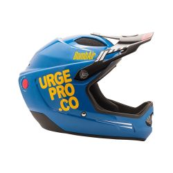 Casque Intégral Urge Bombair blue orange