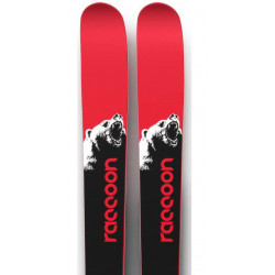 Raccoon Le Grizzly 108 +...