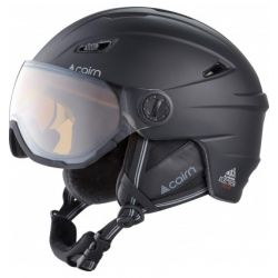 Cairn Electron Visor Photochromic Black Mat