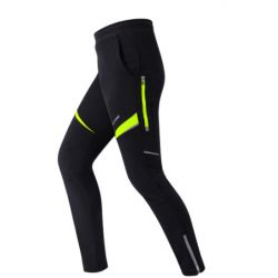 Pantalon Thermique SP Yecco black yellow