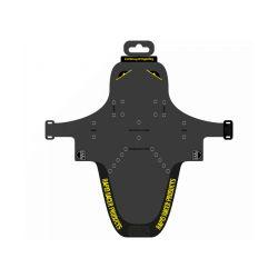 Garde-boue EnduroGuard - Large (fourche 120 à 200mm) - noir/jaune