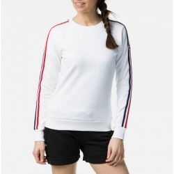 Rossignol Flag Sweat RN Femme white