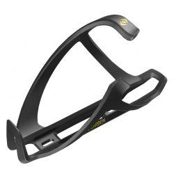 Syncros Porte-Bidon Carbon Tailor Cage 1.0 Droit Noir/Jaune
