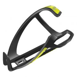 Porte bidon Syncros 2.0 Droit black/yellow