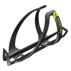 Porte-bidon Carbon Syncros Cage 1.0 black/yellow