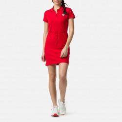 Rossignol Polo Dress Femme...