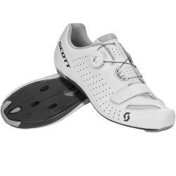 Chaussures Scott Road Comp boa White