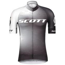 Maillot SCOTT RC Pro s/sl white black
