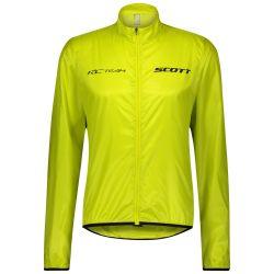 Scott Jacket RC Team WB Sulphur Yellow / Black