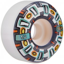 Blind Wheels Round Space 52mm