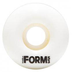 Form Wheels White 54mm