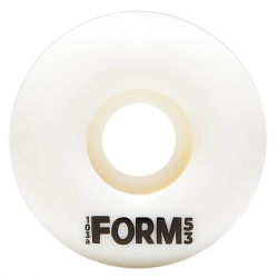 Form Wheels White 56mm