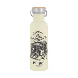 Picture Hampton bottle white