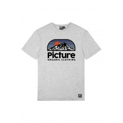 Picture Authentic Tee grey...
