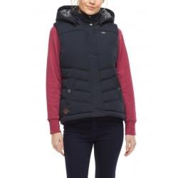 Ragwear Hesty Vest Femme navy