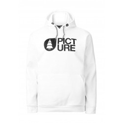 Picture Park Tech Hoodie white