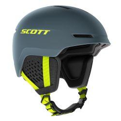 Scott Track storm grey/ultralime yellow