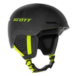 Scott Track PLUS Dark Grey yellow