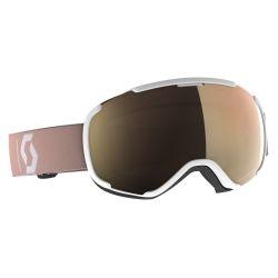 Scott Faze II Black White LS white pink