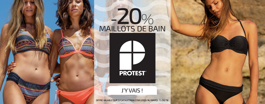 protest maillots bain