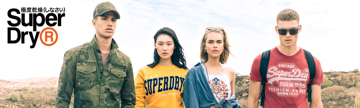 collection superdry 2019