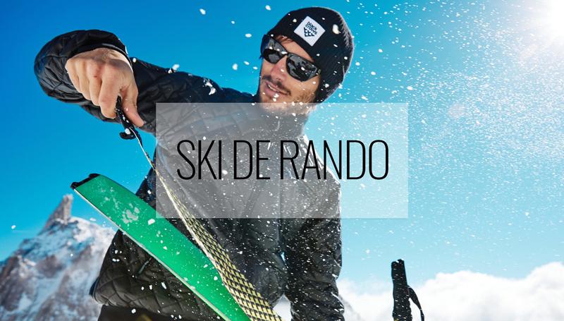 soldes ski rando