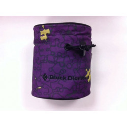 Black diamond chalkbag puzzle M