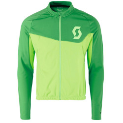 Maillot Scott As Helium L/SL green