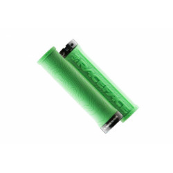 Grips RaceFace Half Nelson Lock-on green
