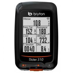 Compteur GPS Bryton rider 310 H