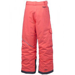 Pantalon Columbia Bugaboo enfant hot coral