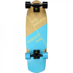 "Skateboard Madrid Picket 28"" Slant Blue"