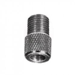 Adaptateur de pompe sans joint pour embout Dunlop/Schrader/Presta