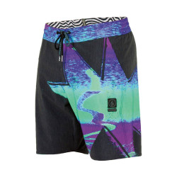 "Boardshort Volcom Magexplotion Stoney 19"" aqua"