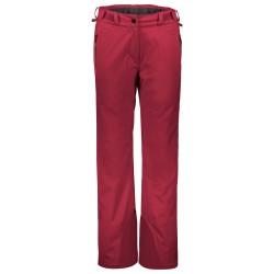 Pantalon Scott Ultimate DRX femme mahogany red