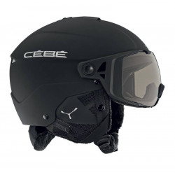 CEBE Element Visor Noir Silver Variochrom Cat 1-3