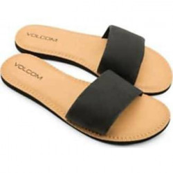 Sandales Volcom Simple Slide femme black
