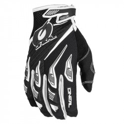 Oneal Sniper Elite Glove Black White