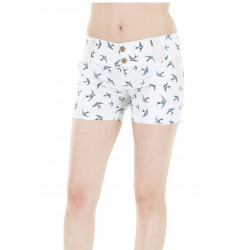Short Picture Palma femme white