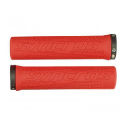 Grips Syncros Pro Lock-on rouge