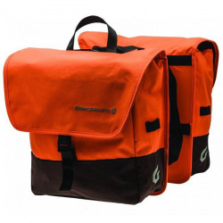 Blackburn Sacoches Local Saddlebag 36 L Orange / Brown