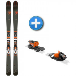 Skis Rossignol Experience 88 TI + Look NX 12 Konect Dual WTR B90