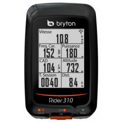 Compteur GPS Bryton rider 310 E