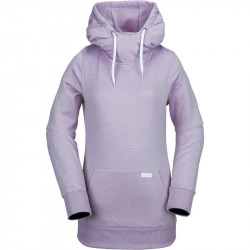 Sweat Volcom Yerba P/Over Fleece Rose Wood