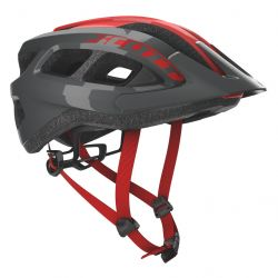 Casque Scott Supra Grey red