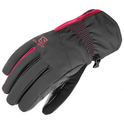 Salomon Propeller Dry Gloves femme black / cerise
