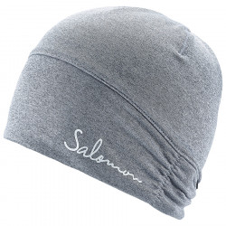Salomon Elevate Warm Beanie femme alloy / quite shade