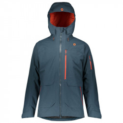 Veste Scott Vertic 3in1 Nightfall Blue
